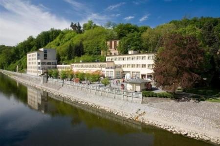 Hotel Léčebný Dům Praha, Teplice Nad Bečvou, Střední Morava