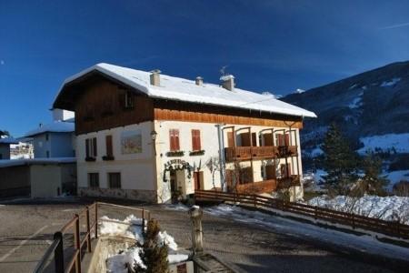 Hotel Lucia **, Lyžování Val di Fiemme/Obereggen
