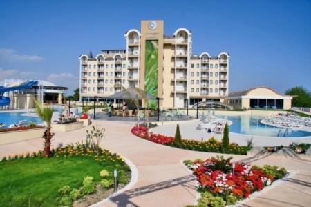 Hotel Maya World Belek, Belek v říjnu