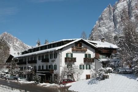 Hotel Menardi ***, Lyžování Cortina d´Ampezzo