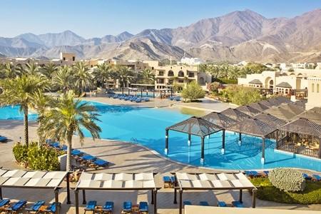 Hotel Miramar Al Aqah Beach Resort,