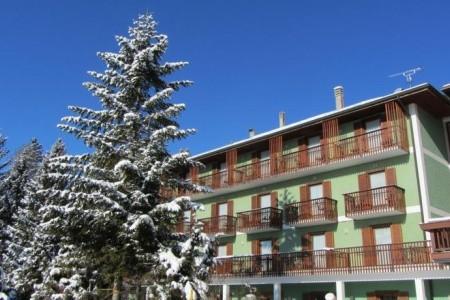 Hotel Monteverde Pig- Gionghi / Lavarone, Lyžování Folgaria / Lavarone