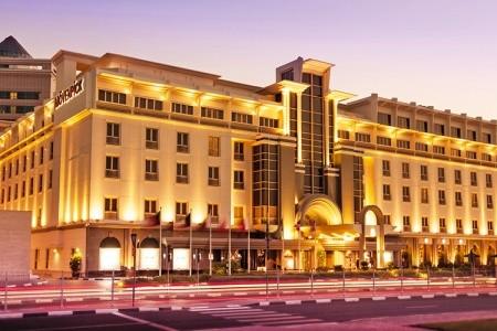 Hotel Mövenpick Hotel & Apartments Bur Dubai, Alexandria Dubai
