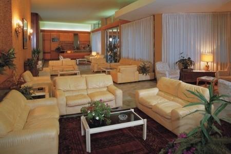 Hotel Olympia*** – Rosolina Mare, Veneto (Benátská riviéra)