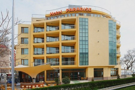 Hotel Paradise, Alexandria Bulharsko