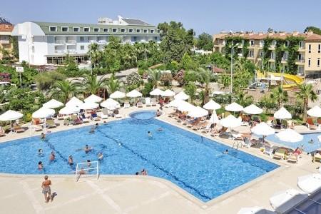Hotel Pine House, Antalya letecky odlet z Prahy Brna Ostravy Pardubic