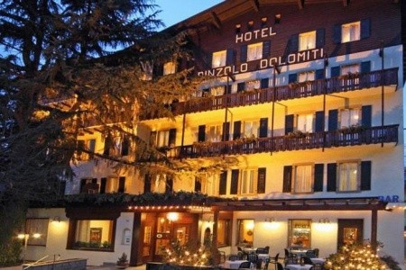 Hotel Pinzolo-Dolomiti, Lyžařské zájezdy