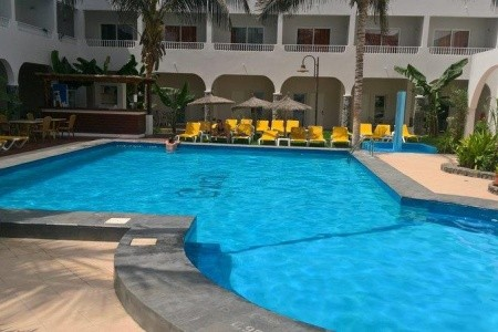 Hotel Pontao, Alexandria Ostrov Sal