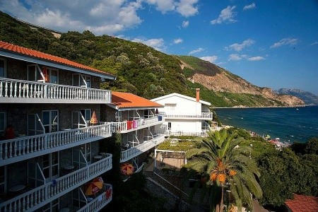 Hotel Poseidon, Budva