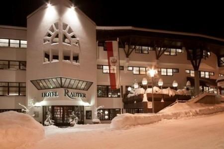 Hotel Rauter, Lyžování Matrei / Kals