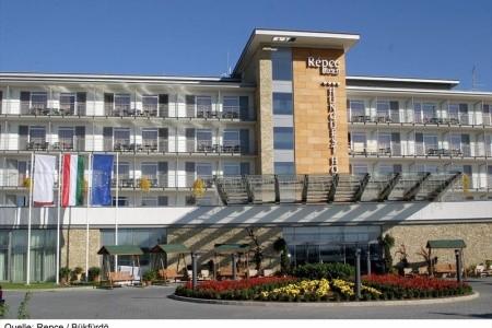 Hotel Repce Gold V Bükfürdo, Alexandria Termální Lázně