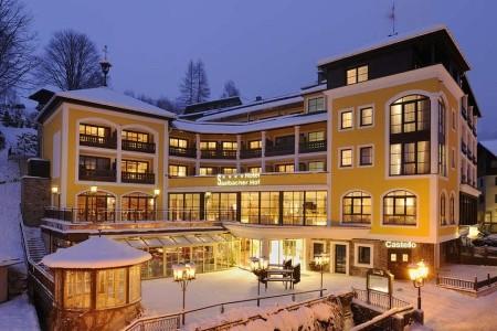 Hotel Saalbacher Hof, Lyžování Saalbach / Hinterglemm