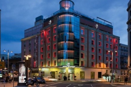 Hotel Santo Domingo, Madrid
