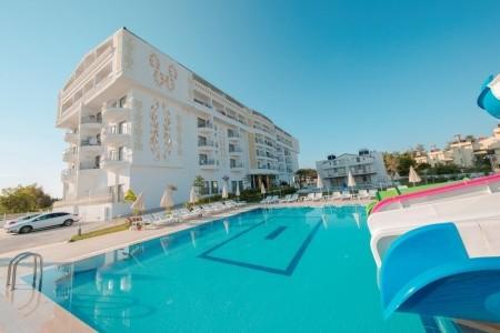Hotel Sarp, Belek v říjnu