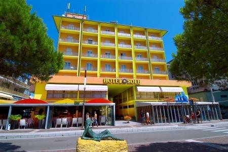 Hotel Sole, Alexandria Veneto (Benátská riviéra)