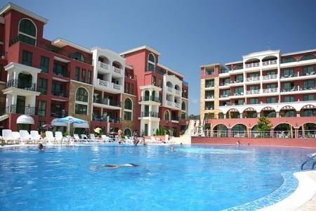 Hotel St. George Palace, Alexandria Sveti Vlas