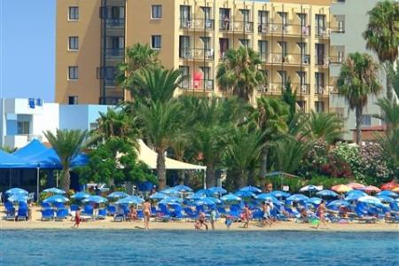 Hotel Stamatia, Agia Napa v květnu