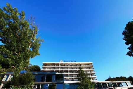 Hotel Superior Hotel Golf, Bled, Bled