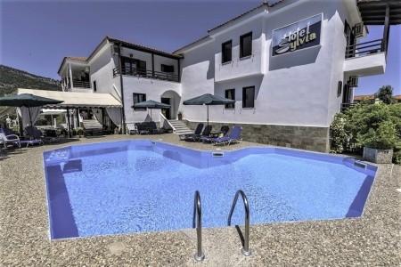 Hotel Sylvia Beach, Thassos