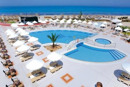 Hotel Telemaque Beach & Spa, Alexandria Tunisko