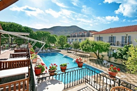 Hotel Theofilos Classic, Alexandria Lesbos
