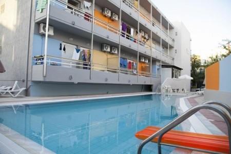Hotel Theonia, Alexandria Kos