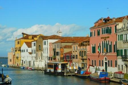 Hotel Tre Archi, Benátky v dubnu