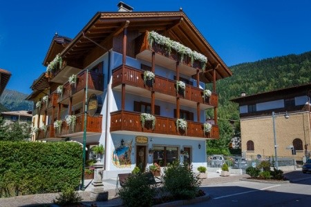 Hotel Villa Lucin Pig- Pinzolo, Lyžování Madonna di Campiglio / Pinzolo