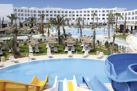 Hotel Vincci Nozha Beach, Alexandria Hammamet