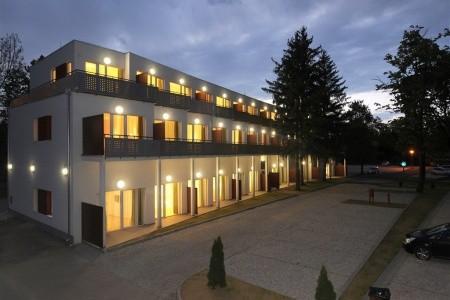 Hunguest Hotel Béke, Maďarsko