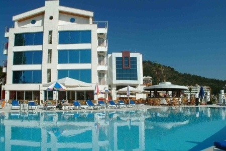 Ideal Pearl, Marmaris