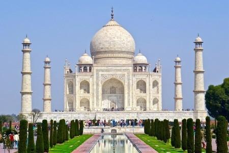Indie – Velký okruh, Indie