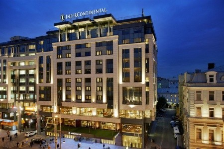 Intercontinental Moscow – Tverskaya, Eurovíkend Rusko