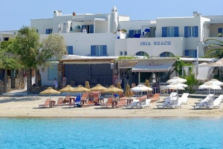 Iria Beach Art Hotel, Naxos