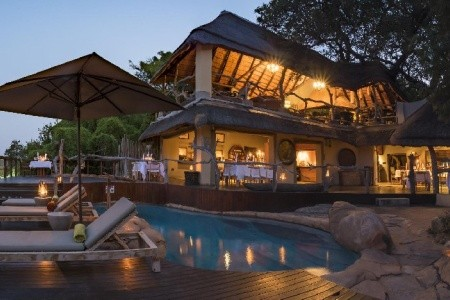 Jock Safari Lodge, Kruger National park, Machangulo Beach Lodge, Mosambik-Machangulo Peninsula,