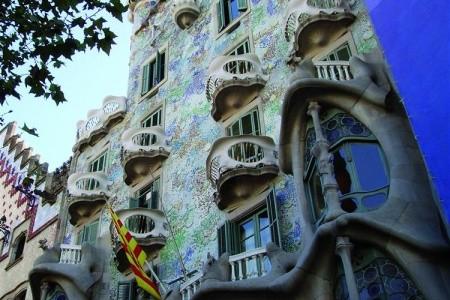 Katalánsko a Barcelona, Španělsko