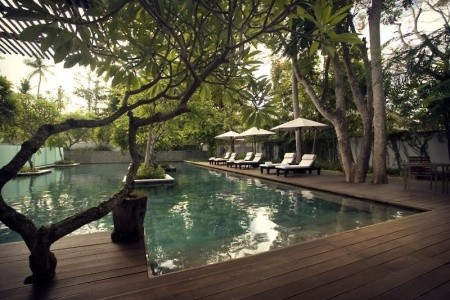 Kayumanis Private Villas & Spa Nusa Dua, Nusa Dua Beach