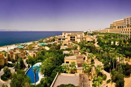 Kempinski Hotel Ishtar Dead Sea, Mrtvé moře