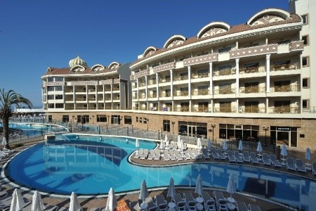 Kirman Hotels Belazur Resort & Spa, Belek