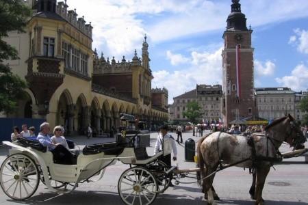 KRAKOV – jagellonská perla s návštěvou Wieliczky, Polsko