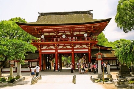 KRÁSY JAPONSKÝCH ZAHRAD, Japonsko