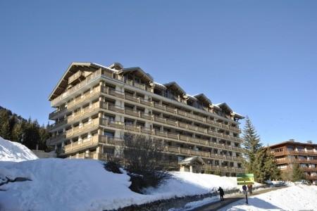 La Foret Du Praz, Lyžování Francouzské Alpy