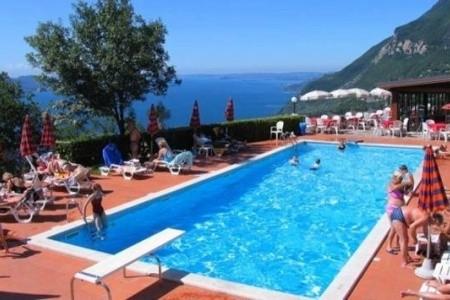 La Rotonda, Lyžování Lago di Garda