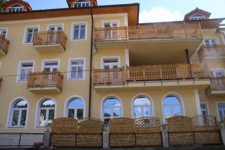 Lázeňský Hotel Praha, Jižní Morava