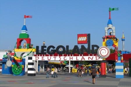 Legoland, Německo