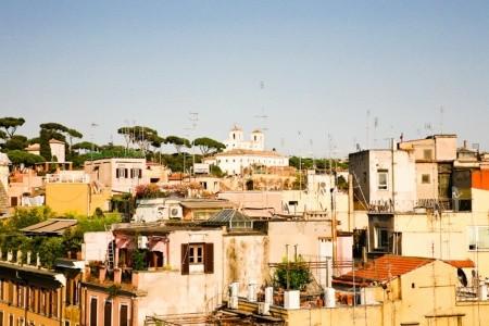 Locarno, Alexandria Řím