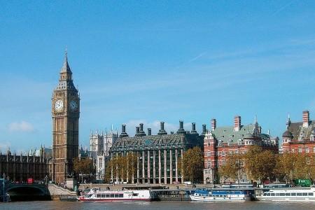 Londýn a Harry Potter, Velká Británie
