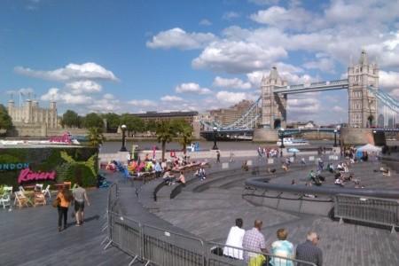 Londýn spoznávanie so sprievodcom, Poznávací zájezdy