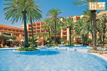 Lti Vendome El Ksar Resort &thalasso, Sousse