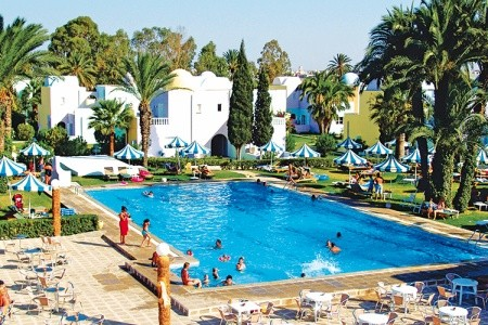 Magic Hotel Caribbean World Garden Monastir, Alexandria Skanes